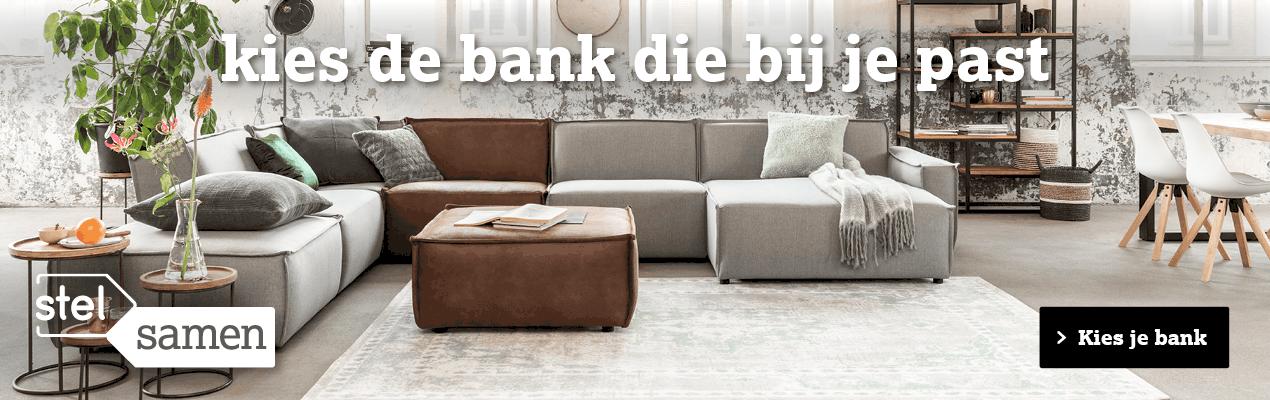Tweezits Design Bank.Banken Kopen Bekijk Ons Ruime Assortiment Bankstellen Leen Bakker