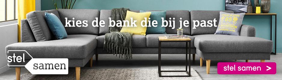 Donkergrijze Leren Bank.Banken Kopen Bekijk Ons Ruime Assortiment Bankstellen Leen Bakker