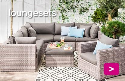 Tuininrichting kopen? vind loungesets en méér voor de tuin!