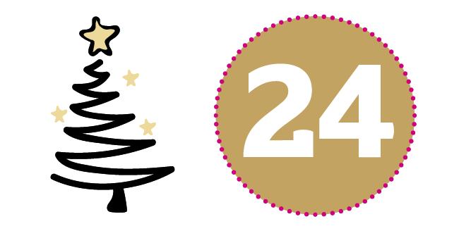 Adventskalender 24 december