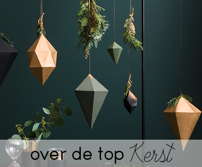 Over de top kerstinterieur