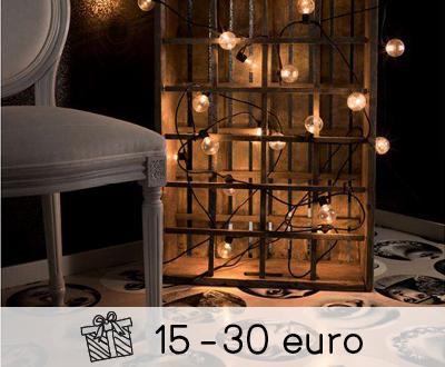 Cadeaus tot 30 euro