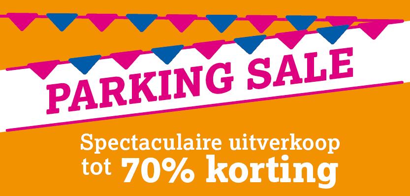 Bekijk Parking Sale