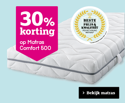 Bekijk Matras Comfort 500
