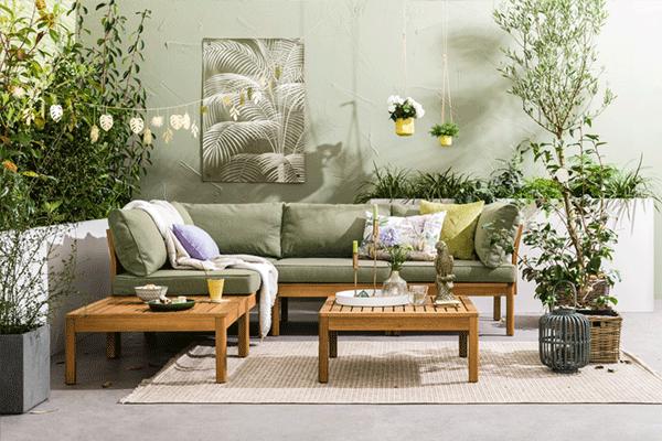 Tuinstijl: groen wonen