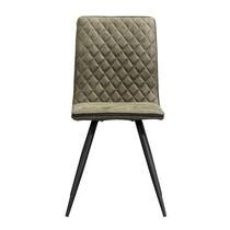 Chaise de salle à manger Kaja est une chaise confortable au look simple mais joli. La chaise est robuste et contemporaine.