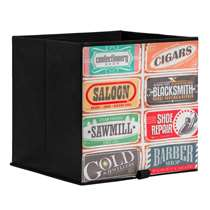 Berg losse spullen op in deze handige opbergbox. Deze box is vierkant en heeft een afmeting van 31x31x31 cm. Met een handige opbergbox heb je geen last meer van rondslingerende spullen.