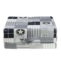 Ce matelas pliable compact et facile Rumba contient les couleurs noir et gris. Il convient parfaitement dans des chambres sobres. Sur ce matelas pliable de 70x190 cm, on peut vite piquer un somme!