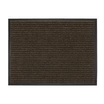 Deurmat Diva is een sterke bruine mat geschikt voor iedere entree. Deze 60x80 mat is gemaakt van 100% polypropyleen. De Diva deurmat is er ook in de kleur brons en afmeting 40x60.