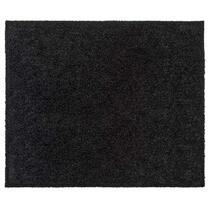 Mat Walk&Wash - zwart - 67x80 cm