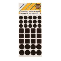 Dessous de meuble 105 pièces - marron