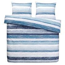 Comfort parure de couette Matthew - bleue - 240x200 cm