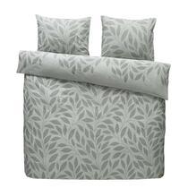 Comfort dekbedovertrek Laureen - groen - 240x200/220 cm