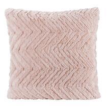 Le coussin décoratif Monica est un coussin doux. Ce coussin décoratif a des dimensions de 45x45 cm et est fait en 100% polyester.