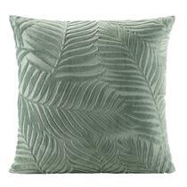 <div>Sierkussen Jill is een mooi groen kussen. Dit sierkussen heeft een afmeting van 45x45 cm en is gemaakt van polyester. Leg het kussen op de bank, je bed of vrolijk er een fauteuil mee op.</div>