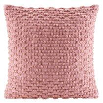 Sierkussen Ot - roze - 45x45 cm