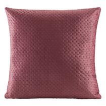 Le coussin décoratif Alain de 45x45 cm est rose. Ce coussin branché est fait de polyester. A l'aide des coussins vous créez une ambiance agréable et chaleureuse dans la pièce.