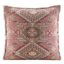 Matraskussen Ilana - roze - 45x45 cm