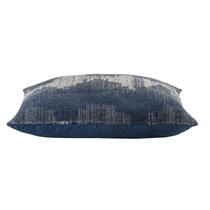 Le coussin de sol Jasper de 60x60 cm est bleu. Ce coussin branché est fait de coton. A l'aide des coussins vous créez en un tour de main une ambiance agréable et chaleureuse dans la pièce.