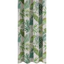 Gordijnstof Bali is groen van kleur en heeft een moderne look. Deze stof is gemaakt van 50% katoen en 50% polyester en valt mooi soepel.