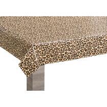 Tafelzeil Leopard - beige - 140 cm