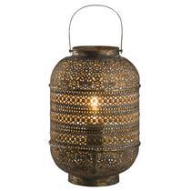 Tafellamp Rabat - goudkleurig - 25x35 cm