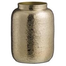 Vase Gregor - couleur de laiton - 20x15 cm