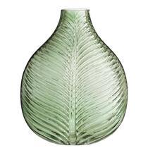 Vase Richard en couleur vert a des dimensions de 30x24x16,5cm.