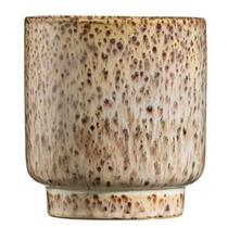 Cache-pot Noud - violet - 11,5x10,5 cm