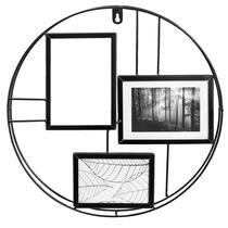 Met collage fotolijst Zaragoza kunt u in één keer meerdere herinneringen in uw interieur tonen.
