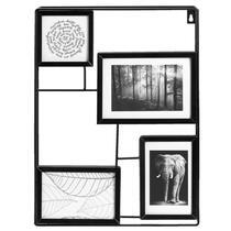 Met collage fotolijst Zaragoza kun jij in één keer meerdere herinneringen tonen in jouw interieur.