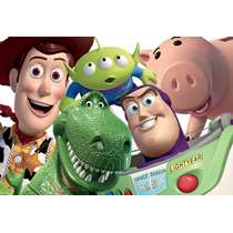 Art for the Home digitaal behang Toy Story - 276x190 cm