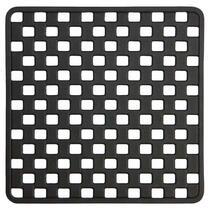 Sealskin tapis de sécurité Doby - caoutchouc - noir - 50x50