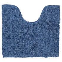 Sealskin toiletmat Misto - blauw - 55x60 cm