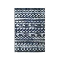 Vloerkleed Florence is een fijn geweven vloerkleed met een etnisch dessin.