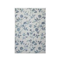 Vloerkleed Florence is een fijn geweven vloerkleed met een bloemen dessin.