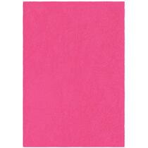 Vloerkleed Manzano in roze uitvoering is innovatief en ultra comfortabel. Geschikt voor was- en droogmachines. Het kleed heeft een afmeting van 160x230 cm.