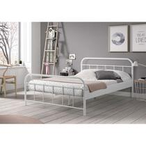Vipack bed Boston - wit - 140x200 cm