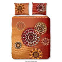 Hip is een merk dekbedovertrekken dat staat voor moderne, vernieuwende en kleurrijke ontwerpen. Op dit vrolijke dekbedovertrek staan kleurrijke figuren en patronen afgebeeld.