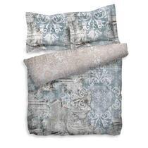La parure de couette Radford de Heckett & Lane est faite à partir de coton, ce qui est un matériau doux, absorbant, agréable au toucher, respirant et dure pendant des années. En plus, c'est un matériau ayant une solidité de couleu