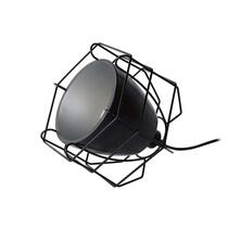 Lucide lampe de table Grid - noire