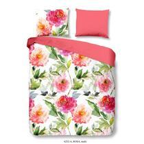 Good Morning parure de couette Rosa - multicolore - 240x200/220 cm