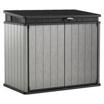 Keter opbergbox Elite-Store - grijs - 141x82x123,5 cm