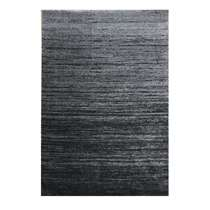 Vloerkleed Sapri - donkergrijs - 200x290 cm