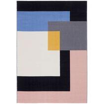 Tapijt Pietro - veelkleurig - 120x170 cm