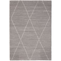 Vloerkleed Noma - grijs - 160x230 cm