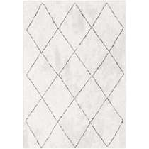 Tapis Lizzano - blanc - 160x230 cm