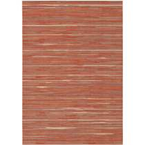 Tapijt Paita - rood - 200x290 cm