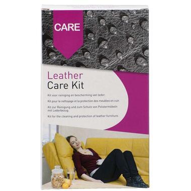 Leather Care Kit - Leen Bakker
