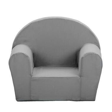 Kinderstoel Louis antraciet 44x53x36 cm Leen Bakker
